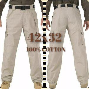 42x32 5.11 MEN'S KAKHI TACTICAL PANTS *LIKE NEW*!